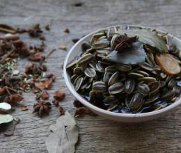 水煮五香葵花籽——新鲜葵花籽版