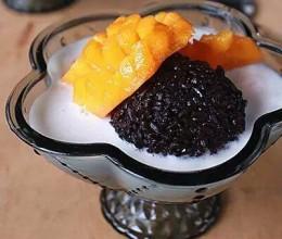 芒果黑糯米