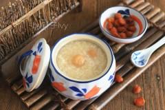 桂圆粳米粥