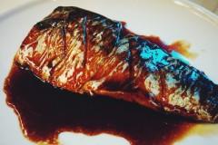 簡易照燒鯖魚