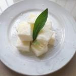 椰蓉牛奶小方块