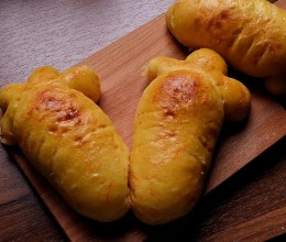 胡萝卜面包(玉米油)