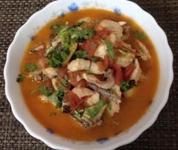 西红柿黑鱼