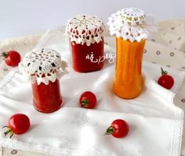 圣女果番茄酱