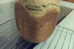 抹茶红豆吐司 松下面包机