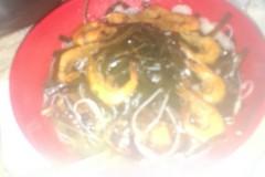 海带虾子米面