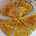 香甜玉米饼