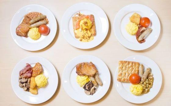 十分钟快手早餐