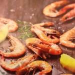 迷迭香烤虾