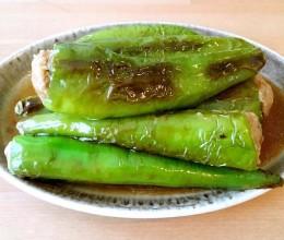 虎皮尖椒酿-菜椒版