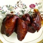 粤菜 玫瑰豉油鸡翅
