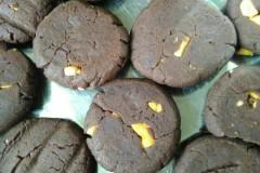 可可粉巧克力饼干