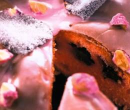 玫瑰覆盆子蛋糕《Pierre Hermé 写给你的法式点心书》