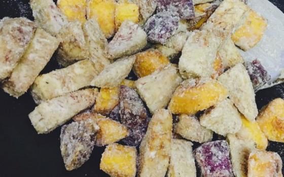 粉砂芋头的做法 粉砂芋头的家常做法 粉砂芋头怎么做图片