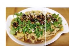 一绝干豆腐(油淋干豆腐)
