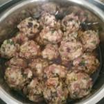 香菇肉丸子