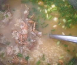 湛江沙蟹粥