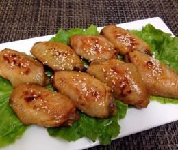 新奥尓良烤鸡翅 空气炸锅版