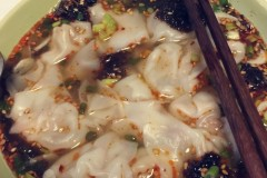 鲜虾元宝馄饨