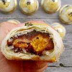 麻薯肉松蛋黄酥