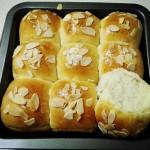 奶油奶酪软面包