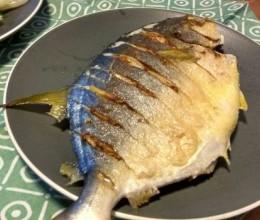 香煎金昌鱼
