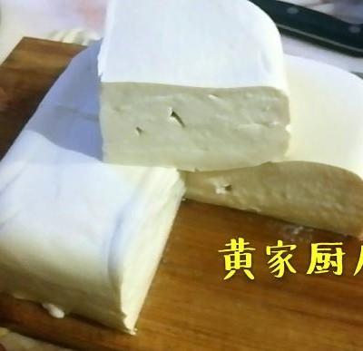 自制豆腐与五香豆干(香干)