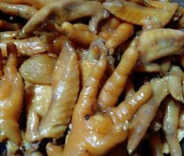 卤鸡翅(家庭简易版)