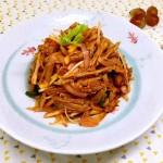 韩式辣椒酱拌鸡肉🇰🇷