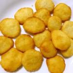自制豆渣饼