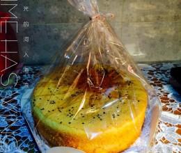 完美戚风蛋糕(后蛋法)