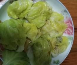 腊肉糯米菜卷