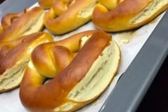 巴伐利亚碱水面包