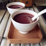 一碗红豆沙