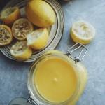 Lemon curd柠檬凝乳(吃掉一整颗柠檬树)