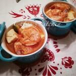 ??番茄鮮蝦豆腐鍋
