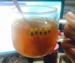 百香果红茶超简单啊