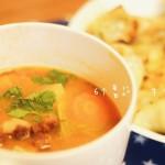 六个番茄牛尾汤