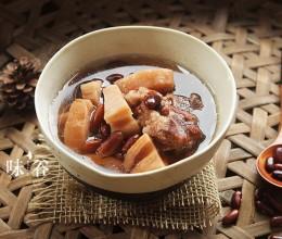 红腰豆莲藕煲猪骨