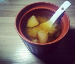 银耳雪梨汤