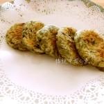 外酥里糯的海苔饼