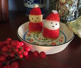 简化版 草莓圣诞老人