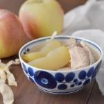 苹果玉竹排骨汤