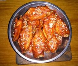 奥尔良烤翅