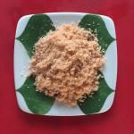 三文鱼肉松(9+宝宝辅食)