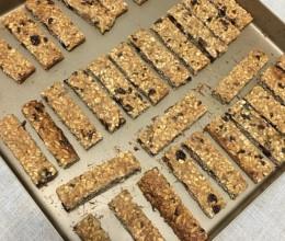 即食燕麦能量棒