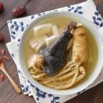 【山姆厨房】鲜人参椰香乌鸡汤