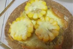 芝士焗玉米
