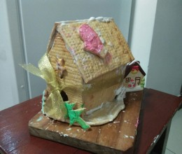 圣诞🎅姜饼屋