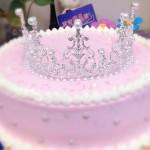 公主皇冠蛋糕